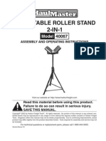 2-In-1 Adjustable Stand 40067