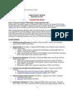 Public Policy Update 9-30-11