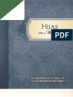 HIJAS EN MI REINO - HISTORIA Y LA OBRA DE LA SOCIEDAD DE SOCORRO