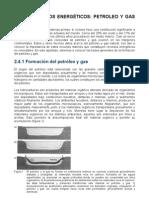 Petroleo y Gas Natural Text