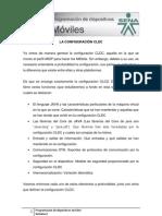 La configuración CLDC Imprimible-S2