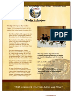TteS Day Scholar Newsletter Sept 2011