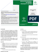 Diptico Jornadas Educacion Republica