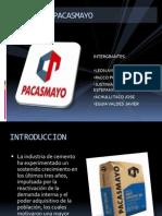 CEMENTOS PACASMAYO DIAPOSITIVAS