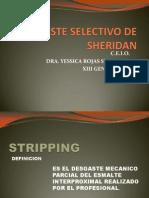 Desgaste Selectivo de Sheridan