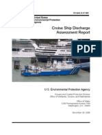 Cruise Ship Discharge Assessment Report
