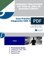3 Caso Practico de Integracion CAD SAP PLM