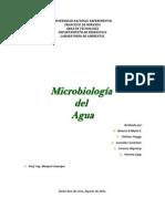 Microbiologia Del Agua LabortATORIO
