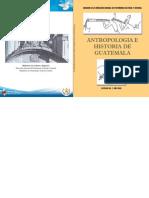 Antropologia e Historia de Guatemala