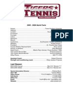 Microsoft Word - 2006 Tennis NCAA Regional Program Short (2)