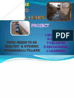 Health and Hygiene Programme PPT