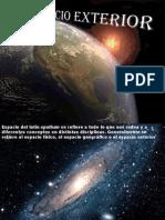 espacio exteror