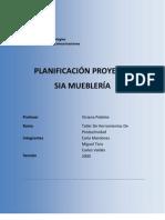 Proyecto Muebleria Toro - Mardones - Valdes