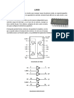 L293D especificacion