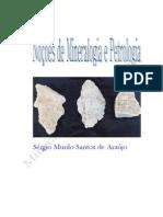 Noções de Mineralogia e Petrologia