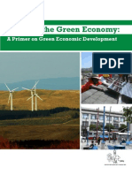 Chapple - Defining the Green Economy