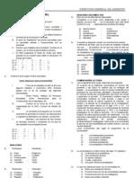 EXAMEN ORDINARIO 2012 - I Pasco