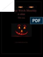 The Gray Witch Monthly e
