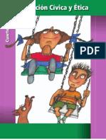 Libro Del Alumno 4o Form Civ y ET Primaria RIEB 2011
