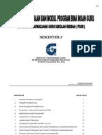 Panduan Pelaksanaan BIG PGSR Sem.3