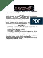 La Web@ Organizacion