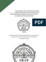Hal Judul - Daftar Grafik