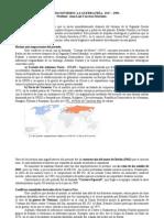 Guía de Estudio sobre la Guerra Fría.