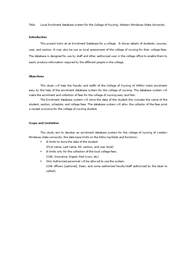 Dissertation proposal service knowledge management