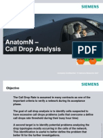 Call Drop Analysis