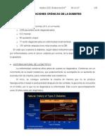 Comisión Endocrino-Complicaciones Crónicas de La DM J Soriano
