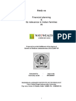 Financial Planning and Its Relevance in Indian Families-heena Di