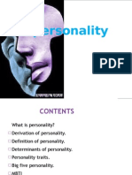 Personality by ME