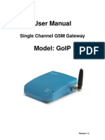 Manual Goip Cel Sip