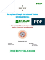 RELIGARE Securities Ltd