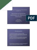 Capitulo 16 - Apoyando Las Decisiones Gerenciales Con Sistemas de ion