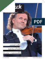 kukuk-Magazin, Ausgabe 10/2011