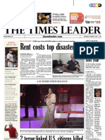Times Leader 10-01-2011