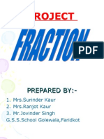 Fraction Golewal Faridkot