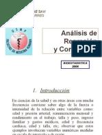 Analisis de Regresion Verano 2006