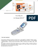 Vivo Play 3G - LG Stream MX510