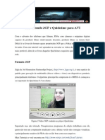 Convert en Do 3GP e Quicktime Para AVI