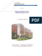 Design and Implementation of RFID-Based Object Locator