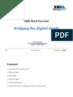 XBRL Conversion Steps