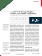 Duffy Et Al Rates of Evol Change_Nat Rev Gen08 (1)