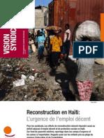 Vision Syndicale Haiti