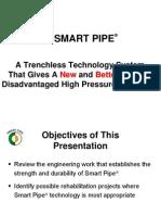Smart Pipe Engineering Presentation Jan 2007