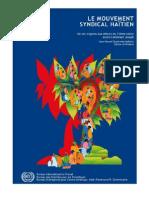Le Mouvement Syndical Haitien