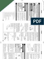 Aspirador c7p13bb Manual