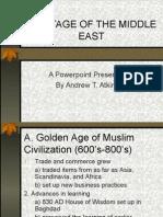 ME Civilizations