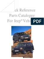 Jeep Catalog XJ